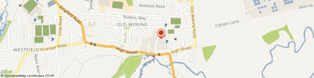 Route/map/directions to Esteem Managed Services Ltd Woking, GU22 9JX Woking, 2 MANOR WAY