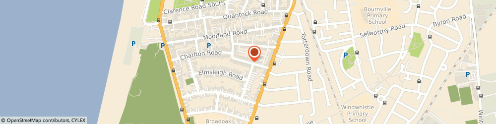 Route/map/directions to Icing Centre The (Appointments Only), BS23 4JR Weston-Super-Mare, 26 Nithsdale Road