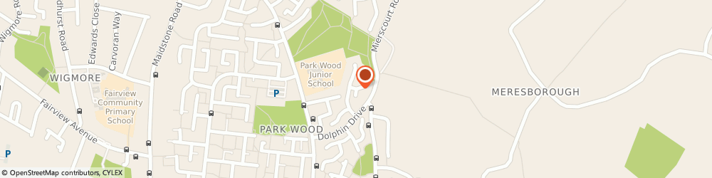 Route/map/directions to Fair Trade Locks & Security, ME8 9NG Gillingham, 16 Goodall Cl