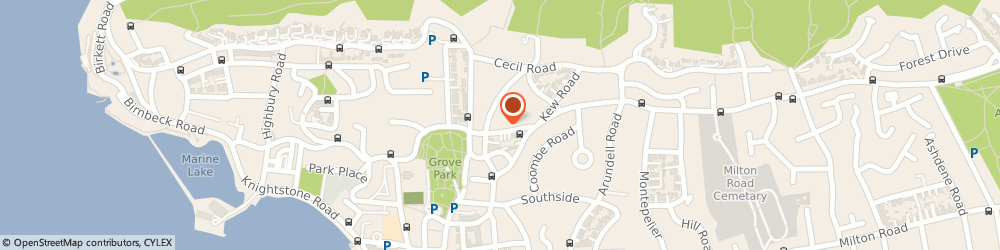 Route/map/directions to Avon Roofing Ltd, BS23 2NJ Weston-Super-Mare, 8 St Joseph's Rd