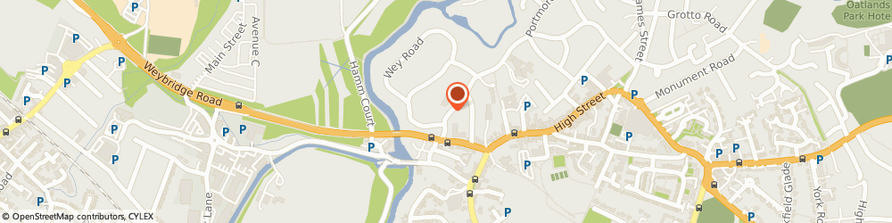 Route/map/directions to MariAnng Photography, KT13 8HH Weybridge, 78 Portmore Park Rd