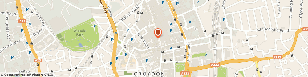 Route/map/directions to Phase Eight Phase Eight c/o Debenhams, CR9 1RQ Croydon, 11-31 North End