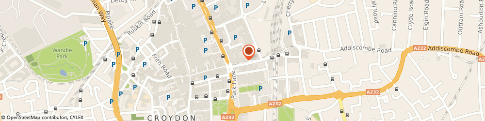 Route/map/directions to Bairstow Eves Estate Agents East Croydon, CR0 1LG Croydon, 28 Norfolk House, George Street
