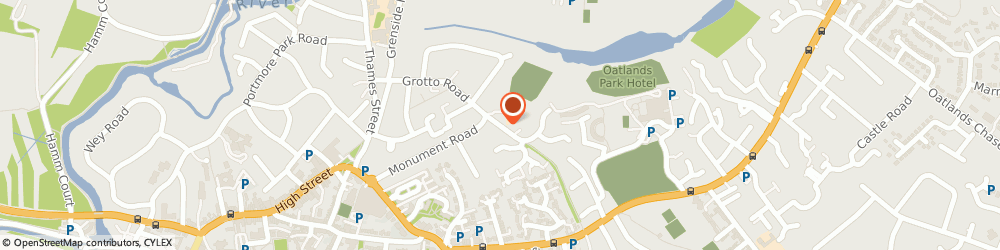 Route/map/directions to St. James C Of e Primary School, KT13 8PL Weybridge, 27 Grotto Rd