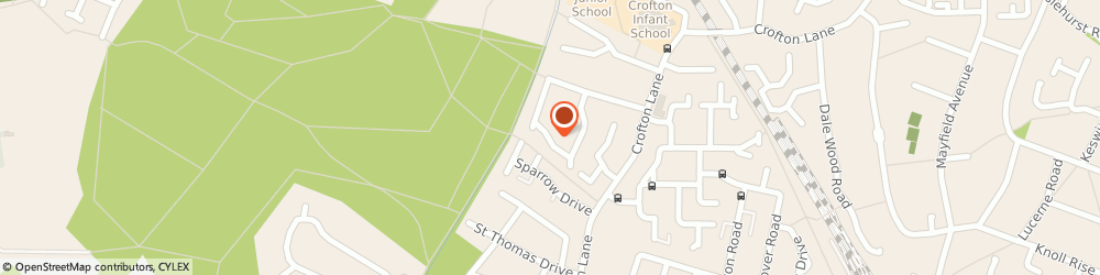 Route/map/directions to Airline Ticket Services, BR5 1EZ Orpington, 8 Honeybourne Way