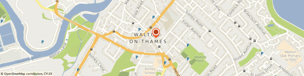 Route/map/directions to Timpson, KT12 1DA Walton-On-Thames, 20a High Street