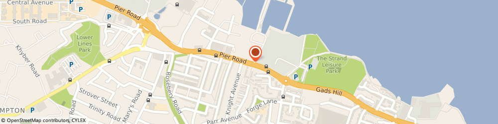 Route/map/directions to Gillingham Marina, ME7 1UB Gillingham, 173 Pier Road