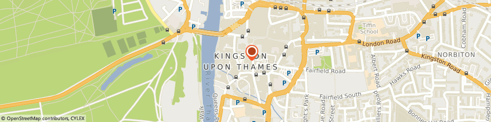 Route/map/directions to Timpson, KT1 1JH Kingston Upon Thames, 26 Market Place