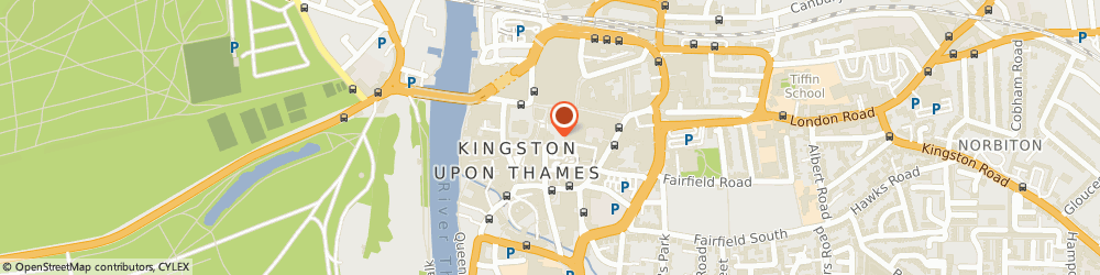 Route/map/directions to Everyday Church Kingston, KT1 1RP Kingston Upon Thames, 46 Union St