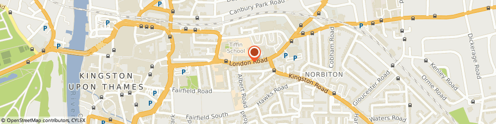 Route/map/directions to Barber 4him, Kt2 6qj Kingston Upon Thames, 132B London Rd