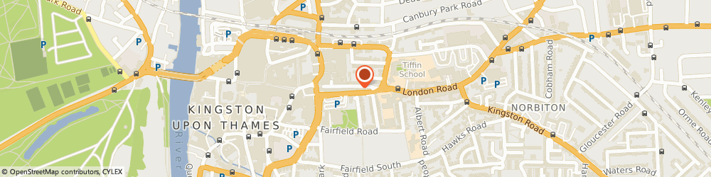 Route/map/directions to Psychotherapy Kingston, KT2 6QF Kingston Upon Thames, 52a Old London Road
