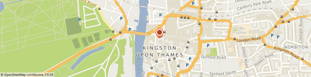 Route/map/directions to Shakeaway - Kingston, KT1 1PJ Kingston Upon Thames, 15 Thames Street