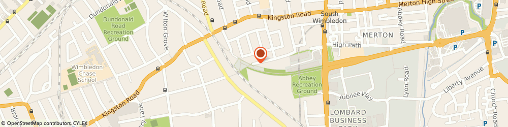 Route/map/directions to Dry Cleaning 2 You, SW19 3BA London, 2 MELBOURNE ROAD