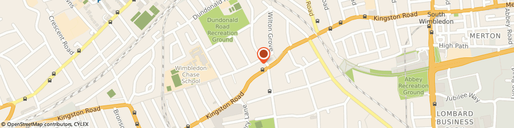 Route/map/directions to LUHU Let Us Help You, SW19 3HH London, 52 Henfield Road