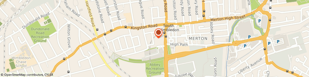 Route/map/directions to Anytime Locksmiths Wimbledon, SW19 3AD London, Queensland Ave