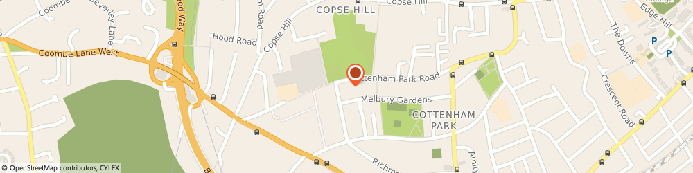 Route/map/directions to Ray Stevens Academy Martial Arts & Fitness, SW20 0NY London, MERTON