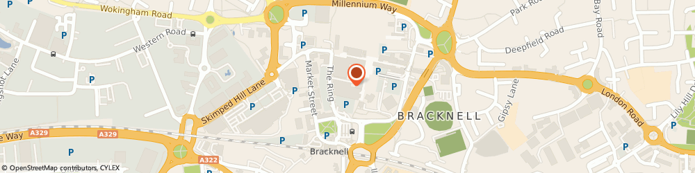 Route/map/directions to Currys BRACKNELL, RG12 1LS Bracknell, 8, Princess Square