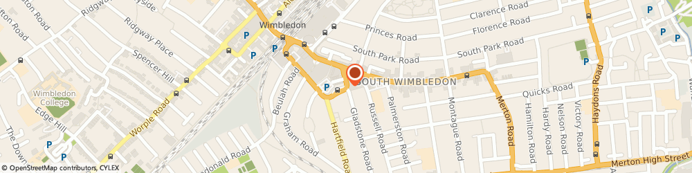 Route/map/directions to James The Local Locksmith, SW19 1QU London, 41b Gladstone road