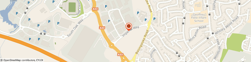 Route/map/directions to Ewers Wealth Management LLP, RG2 0TD Reading, Atlantic House, Imperial Way
