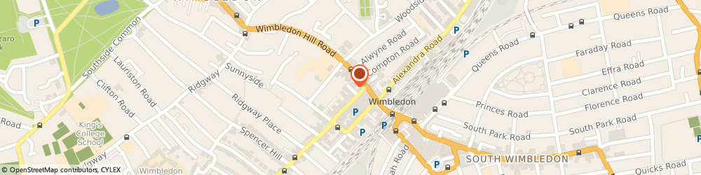 Route/map/directions to Hartley-Stone Ltd Wimbledon, SW19 4DH London, Barry House, 20-22, Worple Road