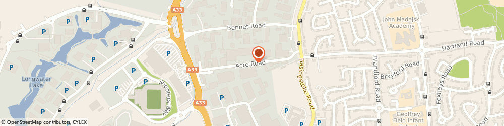 Route/map/directions to Carp-A-Tex (Reading) Limited, RG2 0SA Reading, C4 Acre Business Park Acre Road