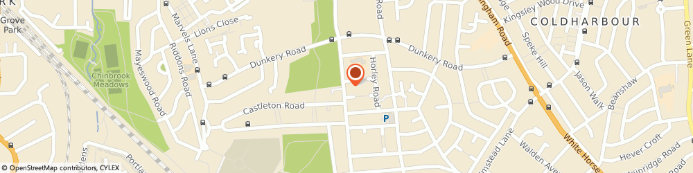 Route/map/directions to D & C Insured Rubbish Clearance, SE9 4JS London, 195 COURT FARM ROAD