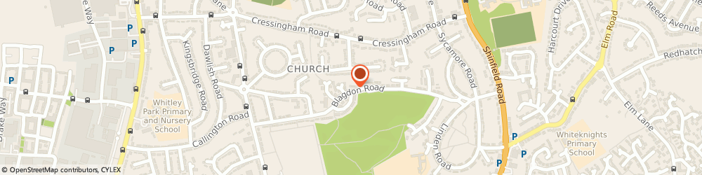 Route/map/directions to D.m. Plastering, RG2 7NJ Reading, 99, BLAGDON RD