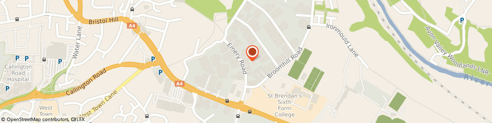 Route/map/directions to 4 Finding, BS4 5PF Bristol, Unit 1B, 7-9 Emery Rd