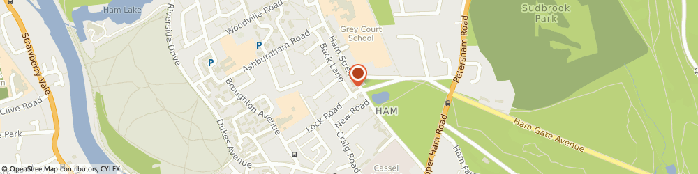 Route/map/directions to Goddard Veterinary Group - Richmond, TW10 7LF Richmond, 6 Back Lane