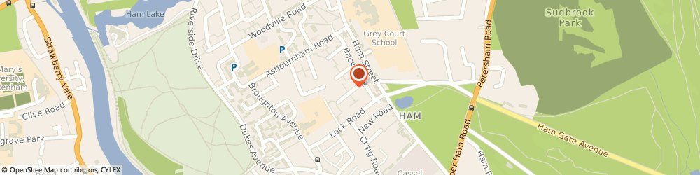 Route/map/directions to Man and Van Richmond upon Thames, TW10 7LG Richmond, 22 Mead Rd