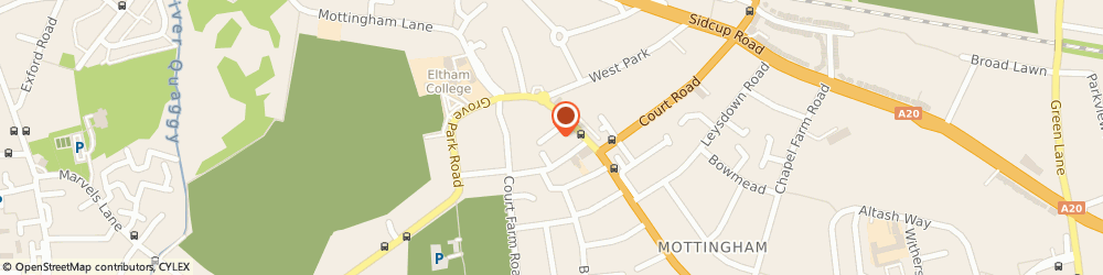 Route/map/directions to Number Fifteen Devonshire Road Flat Management Limited, SE9 4QP London, 15 DEVONSHIRE ROAD