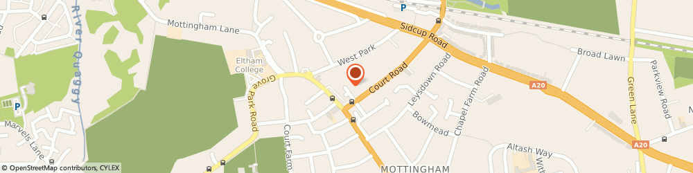 Route/map/directions to Juniper Management Limited, SE9 4DR London, THE STOREHOUSE, SYCAMORE CLOSE