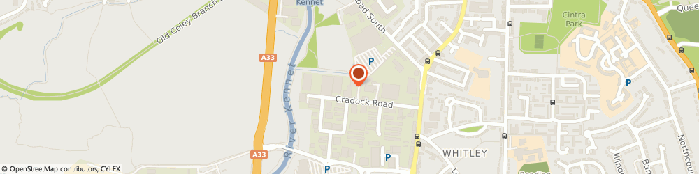 Route/map/directions to Branston Luxury, RG2 0AH Reading, Unit 4, Chancerygate Business Centre