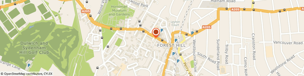 Route/map/directions to Stefan Alexander, N4 3EG London, 59 Rd