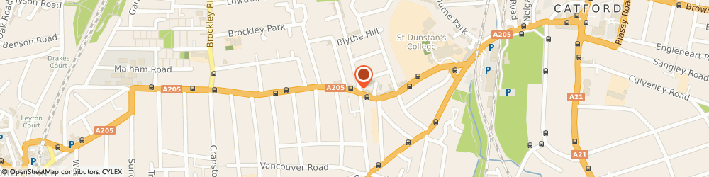 Route/map/directions to Regency Financial & Insurance Services, SE23 1JB London, 317 Stanstead Road