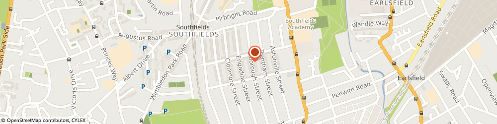Route/map/directions to FenceContractor, SW18 5DR London, 51 Elborough Street