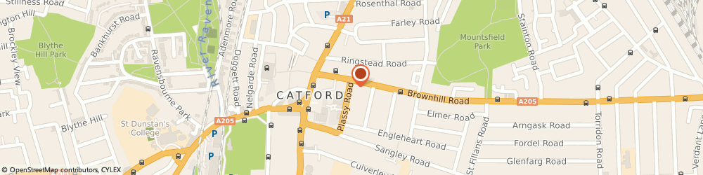 Route/map/directions to Floor Sanding Catford, SE6 2AW London, 36 Plassy Rd