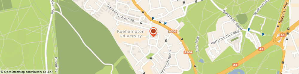 Route/map/directions to Dr Jean Margaret Mary O'callaghan - Psychotherapist, SW15 4JD London, Holybourne Ave