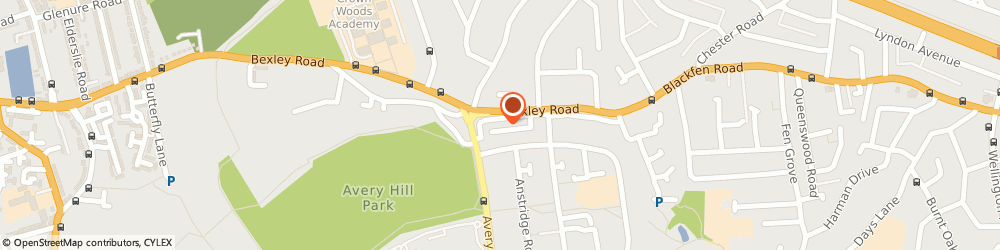 Route/map/directions to Post Office Limited, SE9 2PH London, 162 Bexley Road