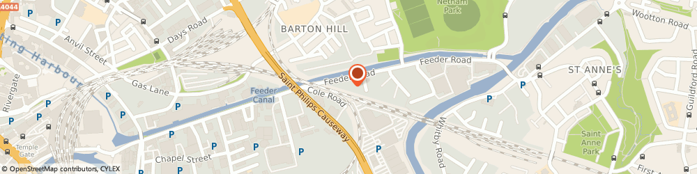 Route/map/directions to Motability Scheme at Heritage SKODA Bristol, BS2 0UB Bristol, 99-101 Feeder Road