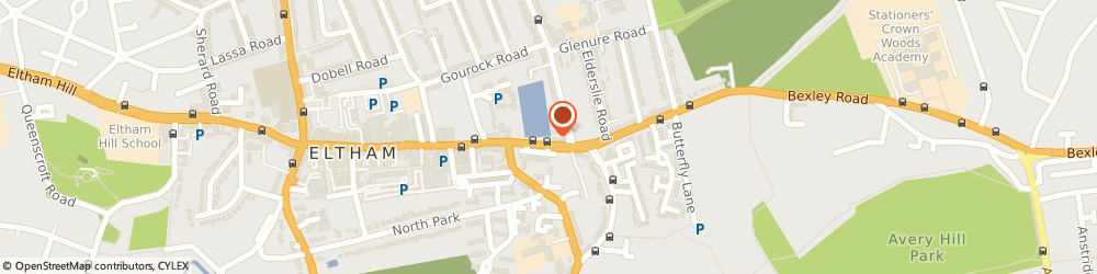 Route/map/directions to The Outer Edge, SE9 1TX London, 219 Eltham High Street