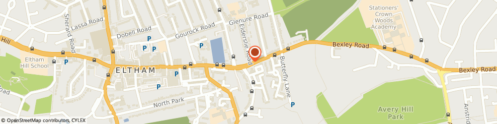 Route/map/directions to Eltham Care & Mobility, SE9 1TY London, 279 Eltham High St