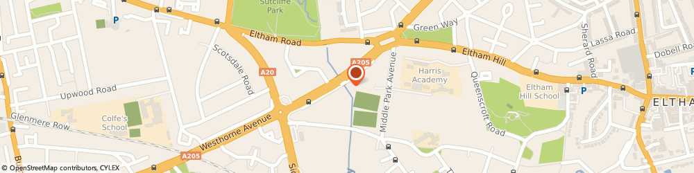 Route/map/directions to Liptons Food & Wine Ltd, SE9 5LT London, 462 WESTHORNE AVENUE