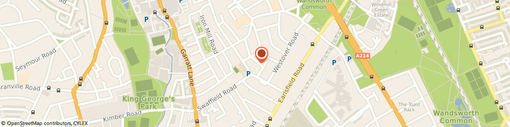 Route/map/directions to Timesigns Ltd, SW18 2RL London, 4 Galesbury Road
