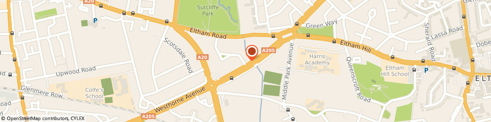 Route/map/directions to London Furniture Avenue Limited, SE9 5LR London, 477 WESTHORNE AVENUE