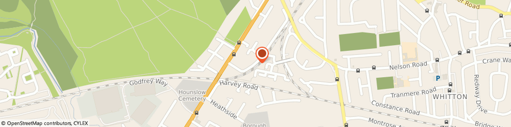 Route/map/directions to TA Chauffeurs, TW4 5LL Hounslow, 23 Conway Road