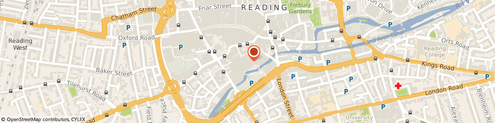 Route/map/directions to River Island READING, RG1 2AT Reading, The Oracle