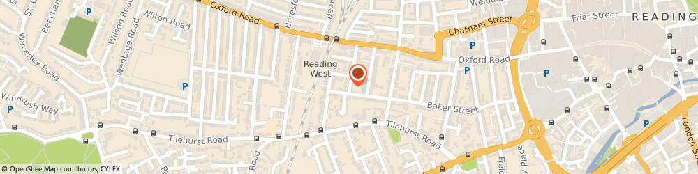 Route/map/directions to World IT Services Ltd, RG1 7YS Reading, 32 Argyle St