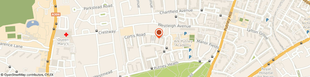 Route/map/directions to Printing Planet UK, SW15 3BD London, 395 Tildesley Road