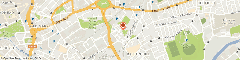 Route/map/directions to Stannah Stairlifts, BS5 0AZ Bristol, CHANCERY STREET
